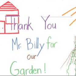 Garden Planting at Encinitas Country Day School!