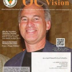 Featured in OC Vision, Dec 2012