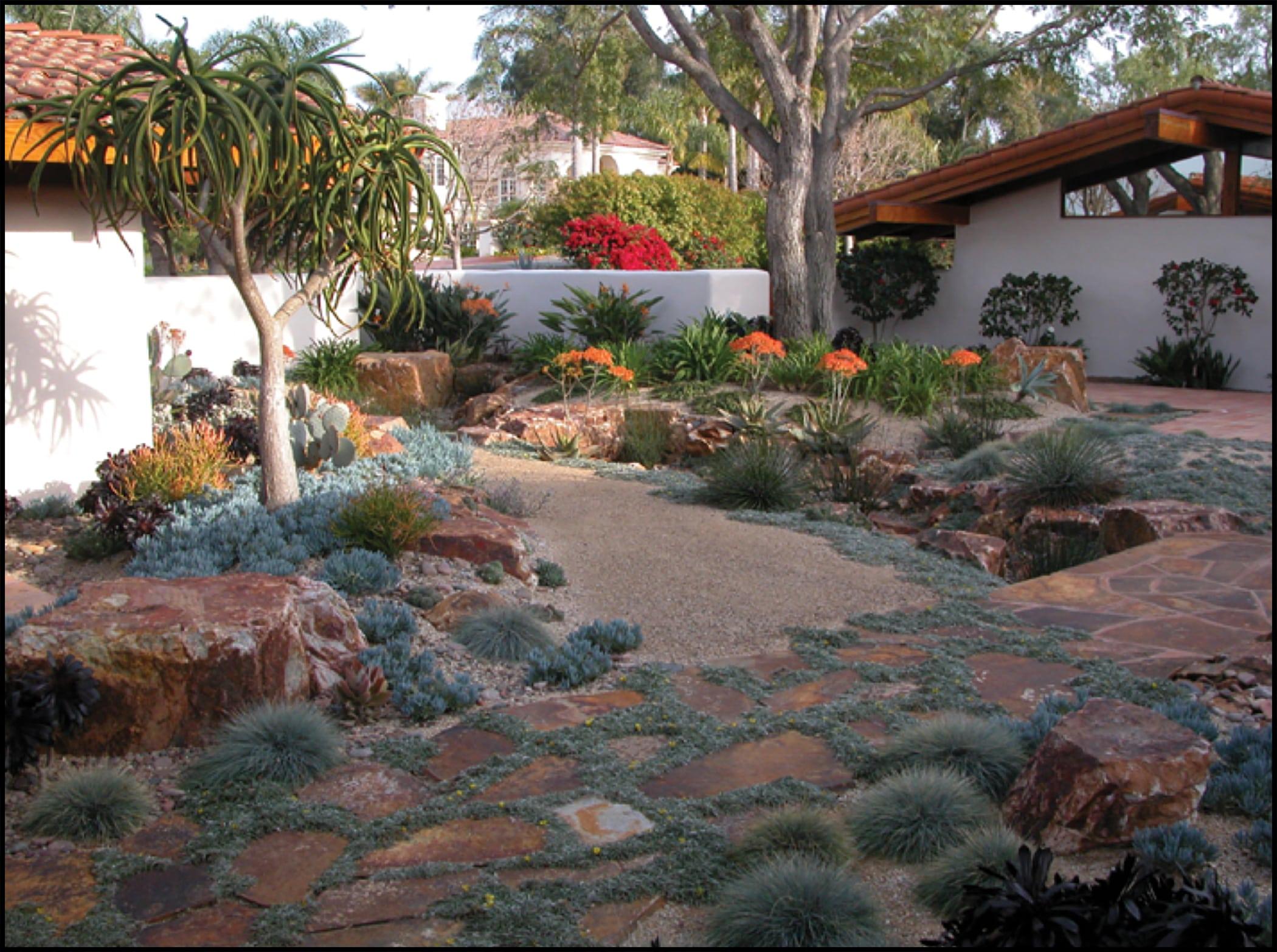 custom landscaping san diego ca