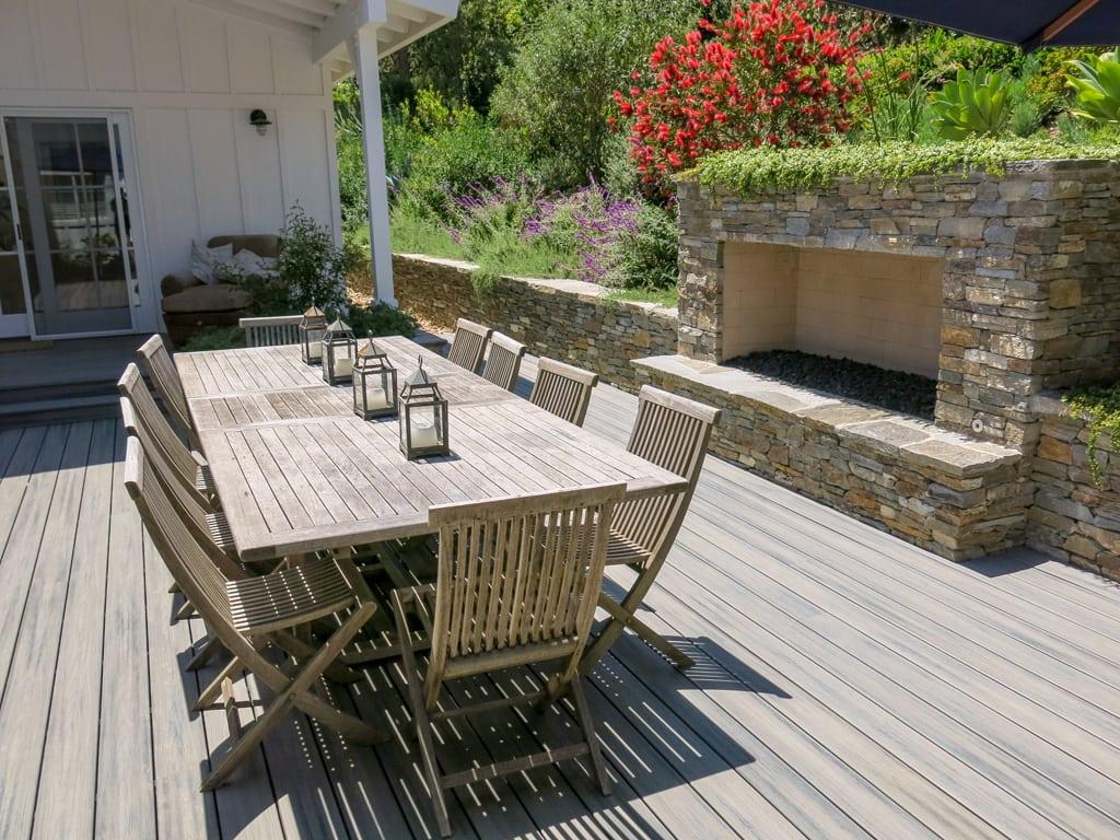 residential patio design